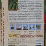 Огурец Мурашка F1 семена Флос